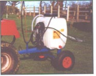 60 Litre Trailed Spray Unit
